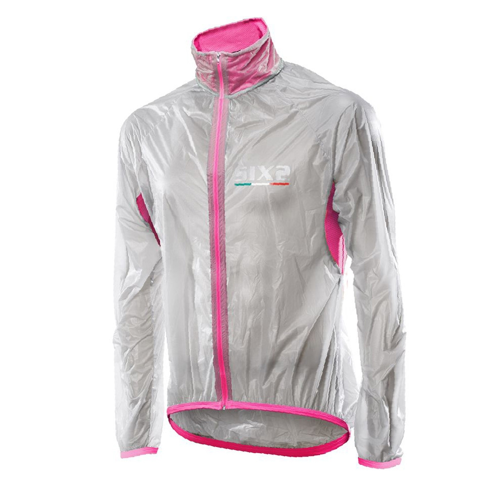 Куртка SIXS GHOST JACKET Pink Fluo