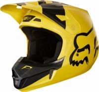 Мотошлем Fox V2 Mastar Helmet Yellow