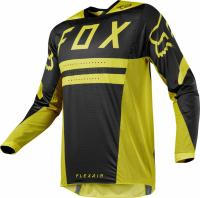 Мотоджерси Fox Flexair Preest Jersey Dark Yellow