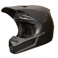 Мотошлем Fox V3 Carbon Helmet Matte Black