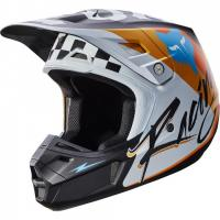 Мотошлем Fox V2 Rohr Helmet Black