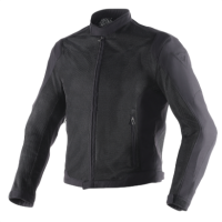 DAINESE AIR FLUX D1 TEX JACKET - BLACK/BLACK куртка текстиль муж