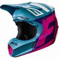 Мотошлем Fox V3 Creo Helmet Teal