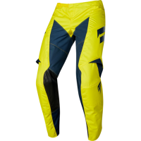 Мотоштаны Shift White York Pant Yellow/Navy