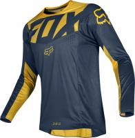Мотоджерси Fox 360 Kila Jersey Navy/Yellow