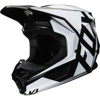 Мотошлем Fox V1 Prix Helmet Black