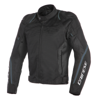 DAINESE AIR MASTER TEX JACKET - BLACK/BLACK/ANTHRACITE куртка тек муж