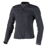 DAINESE ALICE LADY TEX JACKET - BLACK куртка текстиль жен