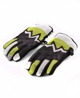 GT06 Перчатки Picture Organic gloves Planet black/reen