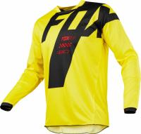 Мотоджерси Fox 180 Mastar Jersey Yellow
