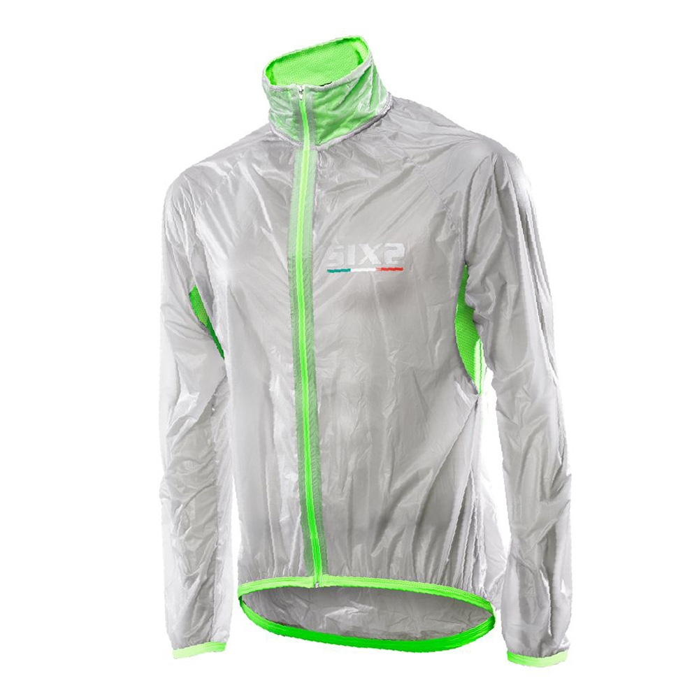 Куртка SIXS GHOST JACKET Green Fluo