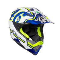 Мотошлем AGV AX-8 EVO TOP RANCH