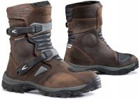 FORMA Ботинки ADVENTURE LOW BROWN