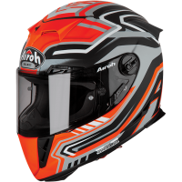 AIROH шлем интеграл GP500 RIVAL ORANGE MATT