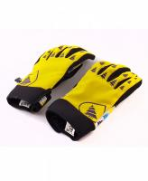 GT11 Перчатки Picture Organic gloves Open yellow