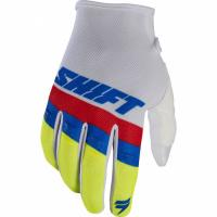 Мотоперчатки Shift White Air Glove White