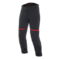 DAINESE CARVE MASTER 2 LADY GORE-TEX PANTS - BLACK/RED брюки тек