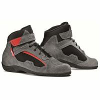 Мотоботы SIDI DUNA Black/Grey/Red