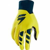 Мотоперчатки Shift Blue Air Glove Navy/Yellow