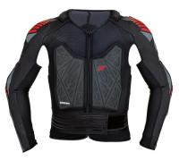 Жилет защитный ZANDONA Soft active jacket evo x6 черн
