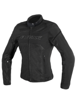 DAINESE AIR FRAME D1 LADY TEX JACKET - BLACK/BLACK/BLACK куртка текстиль жен
