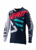 Мотоджерси Leatt GPX 5.5 UltraWeld Jersey Ink/Blue