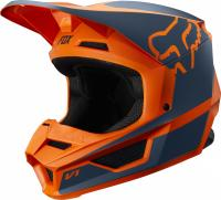 Мотошлем Fox V1 Przm Helmet Orange