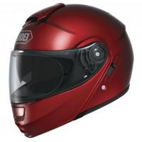 SHOEI Мотошлем NEOTEC II CANDY красный, WINE RED