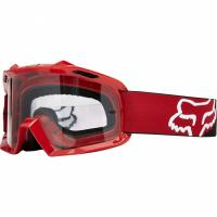 Очки подростковые Fox Air Space Youth Matte Red Clear
