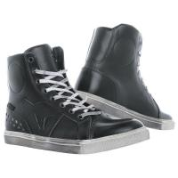 DAINESE STREET ROCKER D-WP LADY SHOES - BLACK ботинки жен