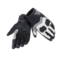 DAINESE AIR MIG GLOVES - GRAY/ANTHRACITE/BLACK перчатки короткие муж