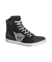 DAINESE STREET BIKER LADY D-WP SHOES - BLACK/ANTHRACITE ботинки жен