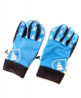 GT08 Перчатки Picture Organic gloves Open blue