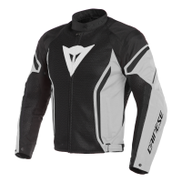 DAINESE AIR CRONO 2 TEX JACKET - BLACK/GLACIER-GRAY/BLACK куртка тек муж