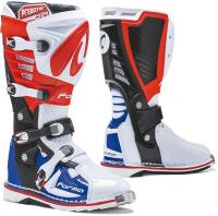 FORMA Ботинки PREDATOR 2.0 WHITE/RED/BLUE