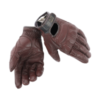 DAINESE BLACKJACK GLOVES - DARK BROWN перчатки кож муж