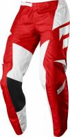 Мотоштаны Shift White Ninety Seven Pant Red