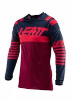 Мотоджерси Leatt GPX 4.5 Lite Jersey Ink/Red