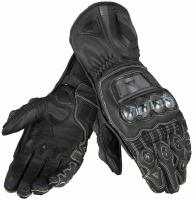 DAINESE FULL METAL D1 GLOVES - NERO/NERO/NERO перчатки муж