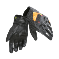 DAINESE AIR HERO VR46 GLOVES - VALENTINO ROSSI перчатки короткие муж