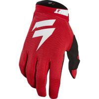 Мотоперчатки Shift White Air Glove Red