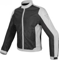 DAINESE AIR FLUX D1 TEX JACKET - NERO/HIGH-RISE куртка текстиль муж